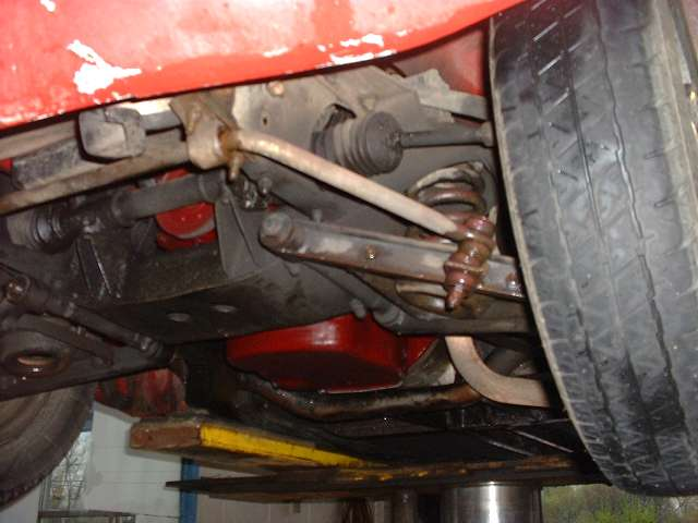 Re Mga Sway Bars